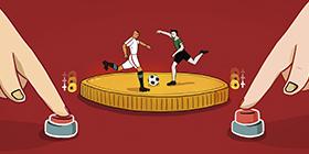 欧洲杯边看球边赚钱?